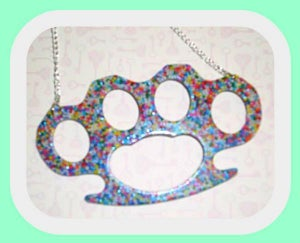 Image of Knuckle Necklace