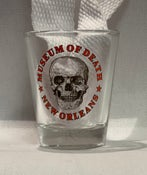 Image of New Orleans Logo Shotglass