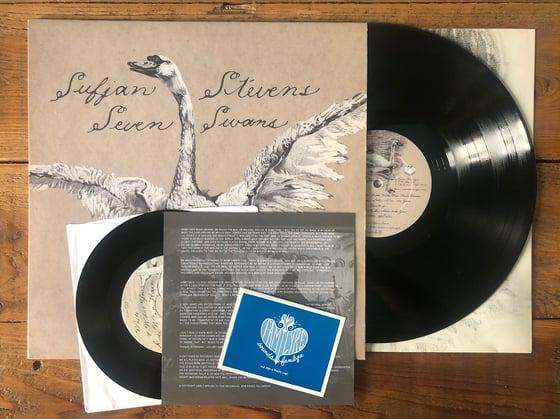 Image of Sufjan Stevens - Seven Swans (Used)