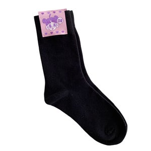 Image of Socks with tag white or black