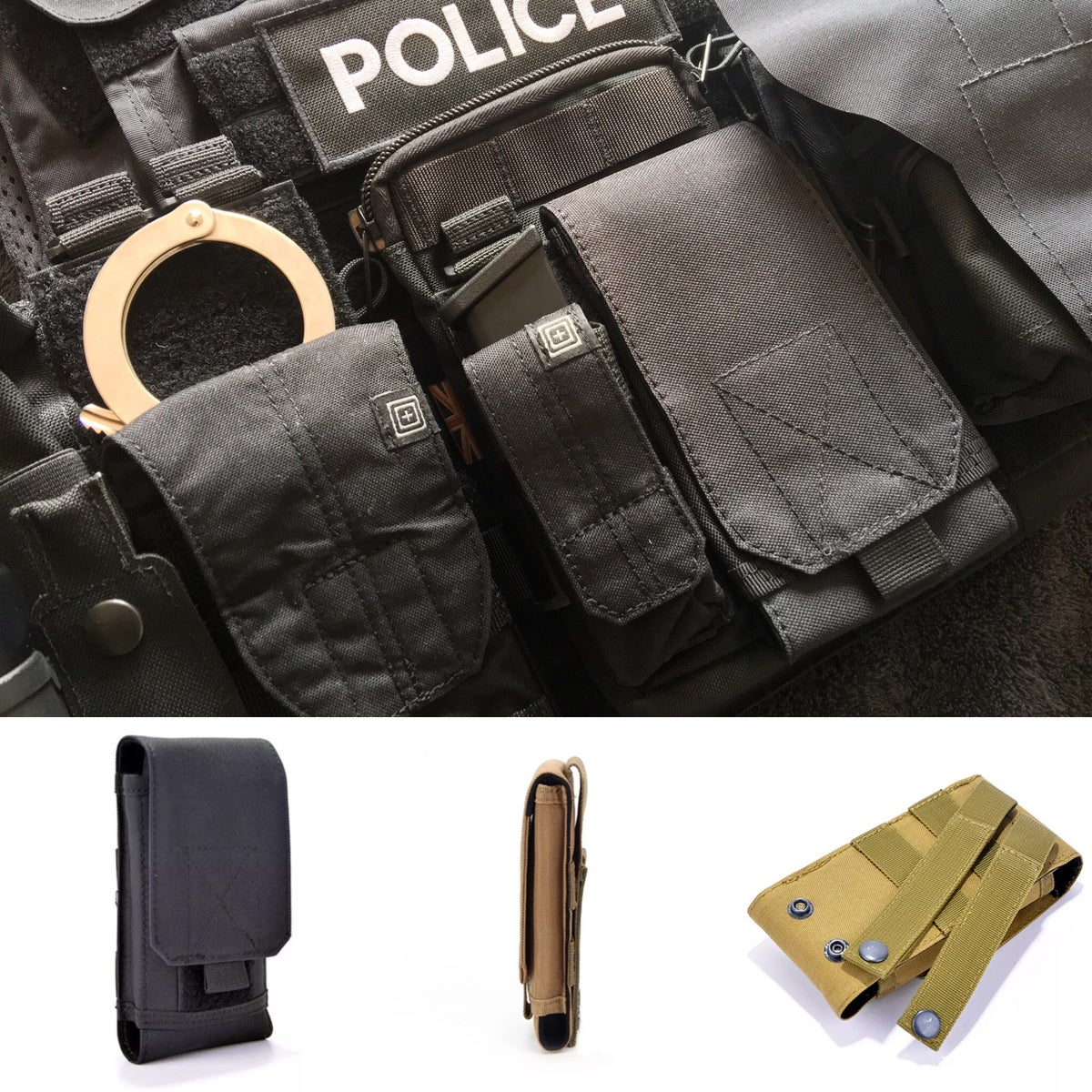 Image of KMP Tactical device Holder