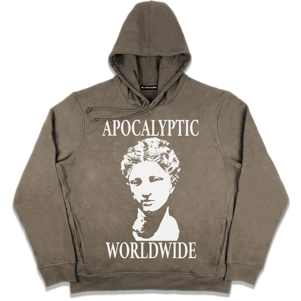 Image of Apocalyptic Hoodie (Chestnut)