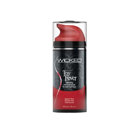 Wicked Toy Fever Warming Gel Lubricant