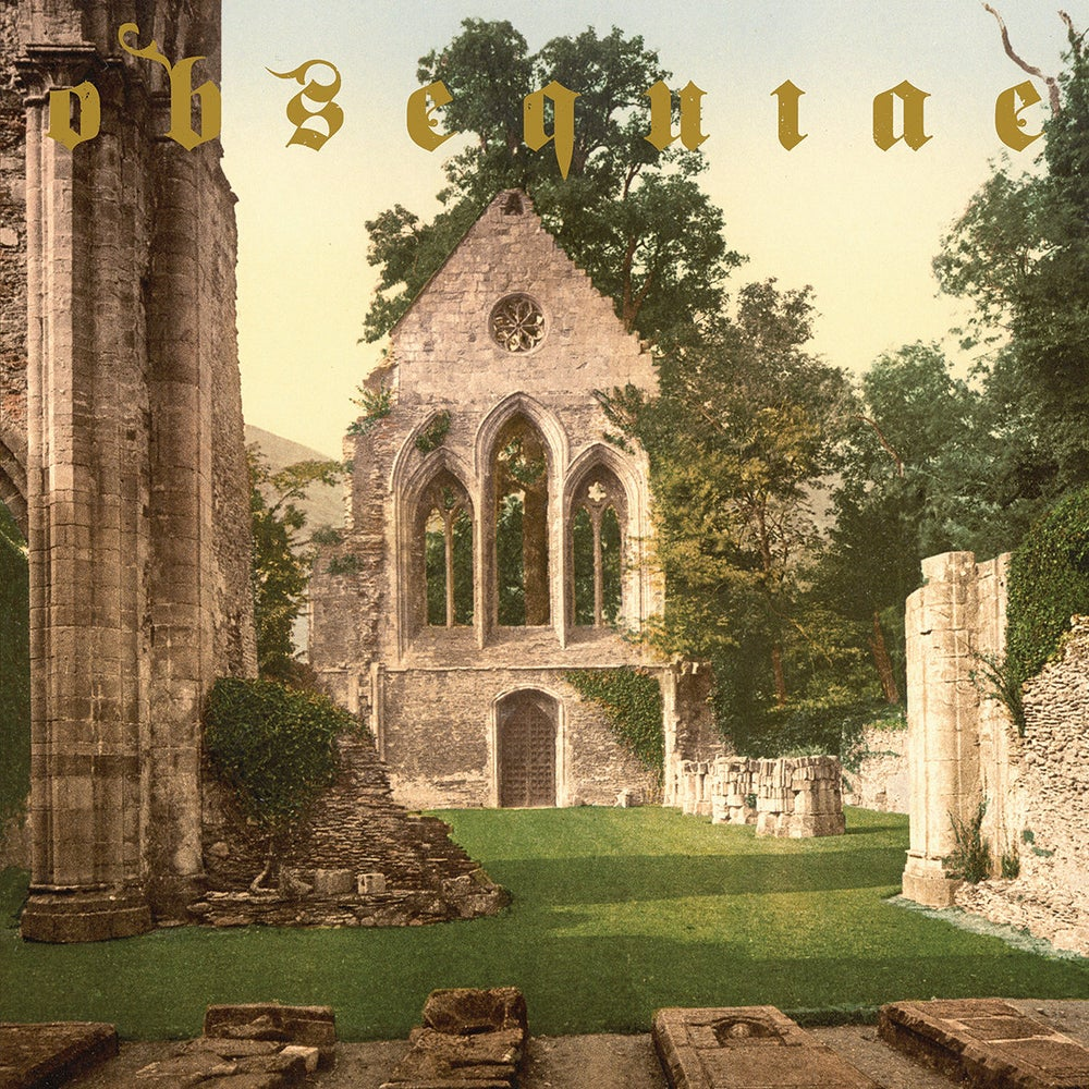Image of Obsequiae -  Aria Of Vernal Tombs LP