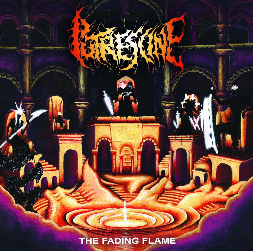 Image of Putrescine - The Fading Flame Cassette