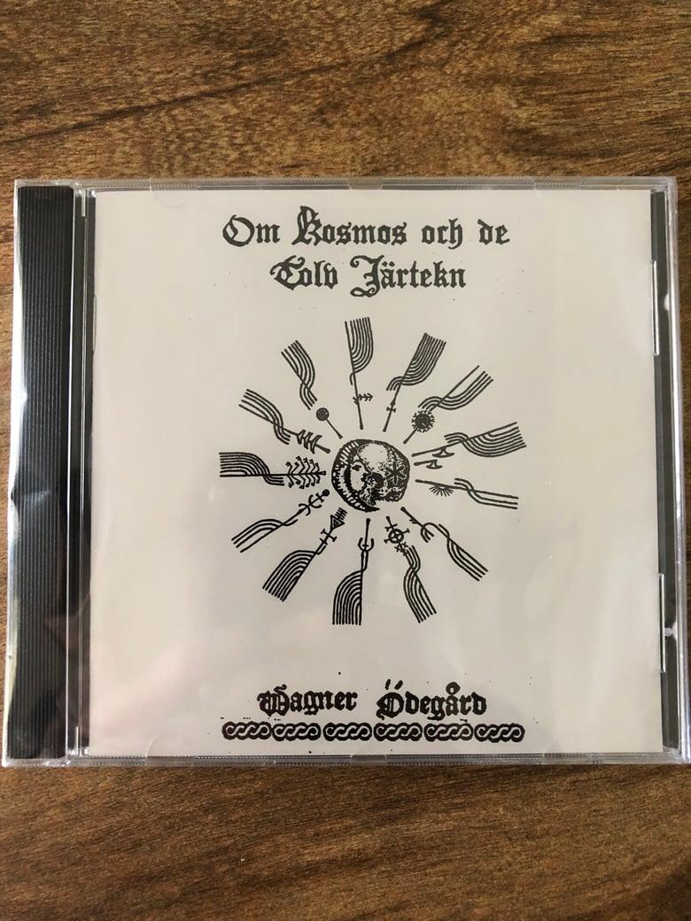 Image of Wagner Ödegård - Om Kosmos och de Tolv Järtekn CD