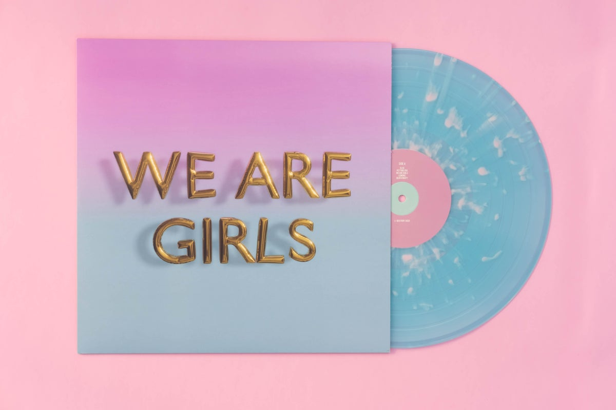 Image of We Are Girls - Ltd Edition Vinyl