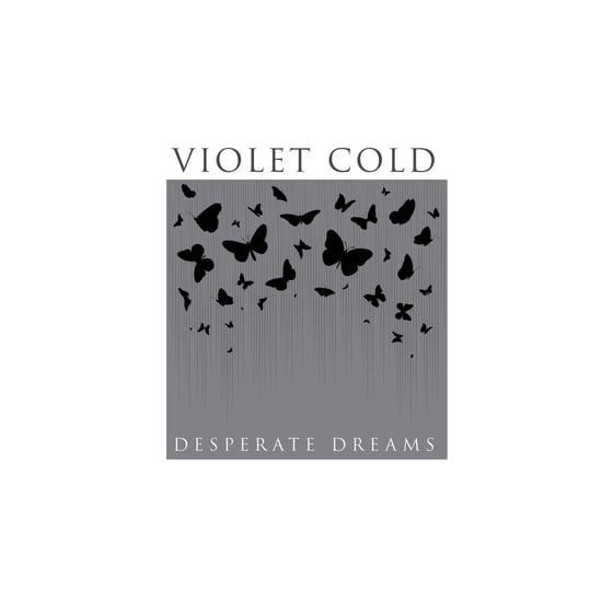 Image of Violet Cold - Desperate Dreams Cassette