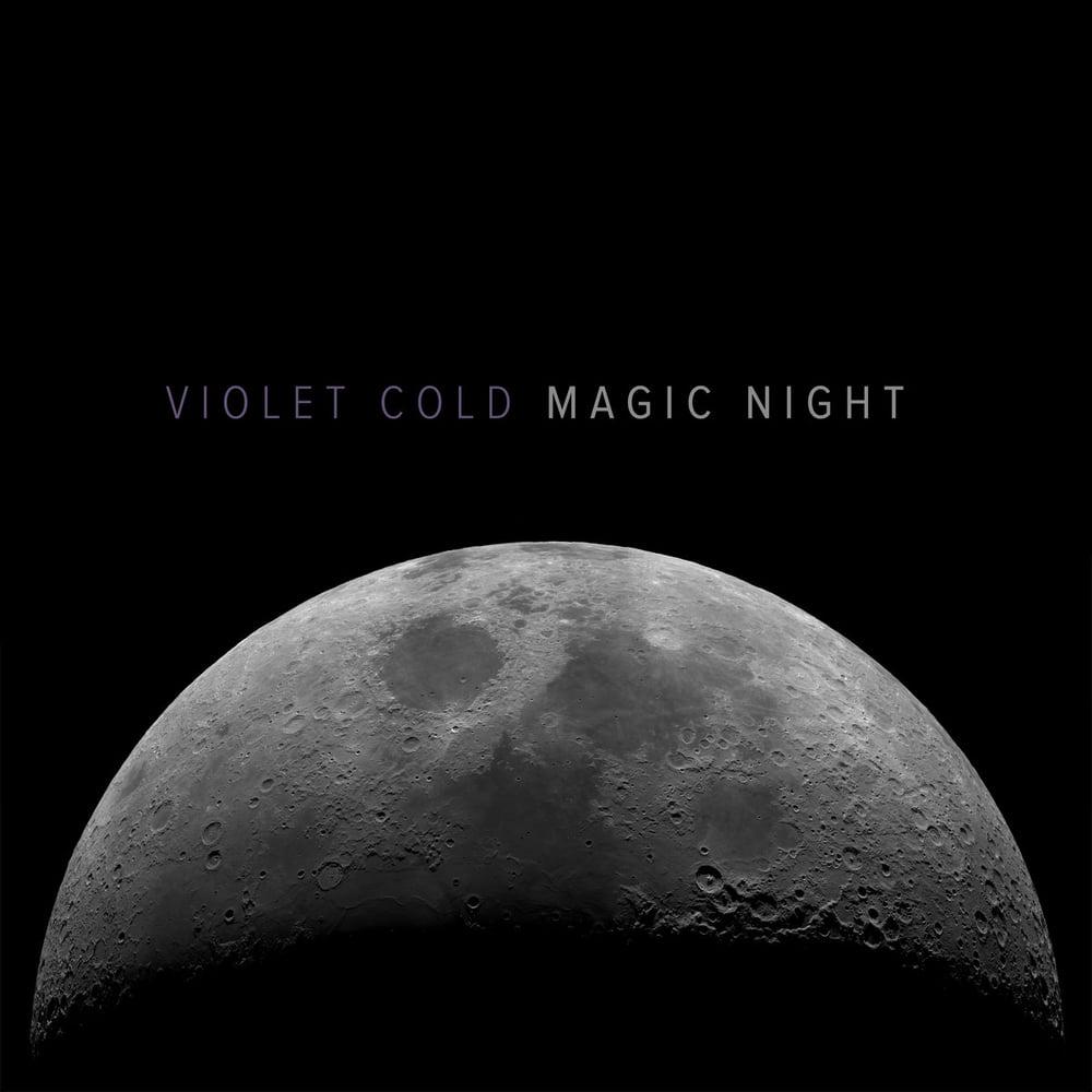 Image of Violet Cold - Magic Night Cassette