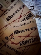 Image of BRISTLES / KRIMTÄNK - 45 Rpm Råpunk split EP
