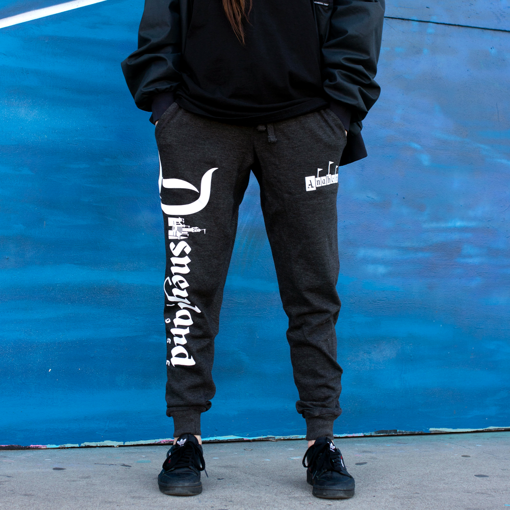 Image of 1955 Joggers Dark Grey