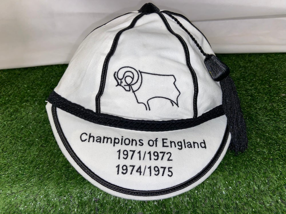 Image of Derby County English League Champions