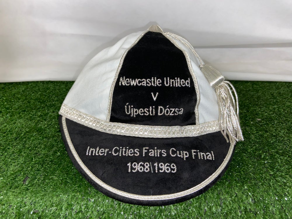 Image of Newcastle United Inter Cities Cup Winners