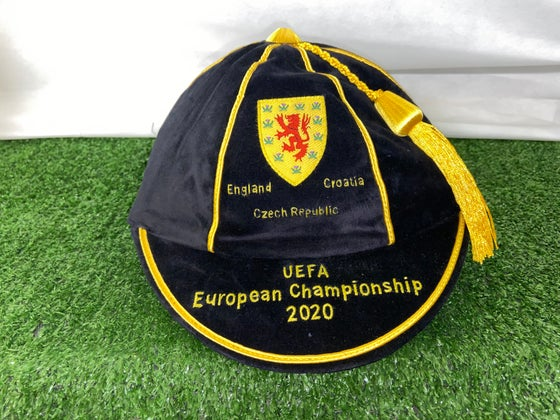 Image of Scotland Euro 2020 Commemorative Cap