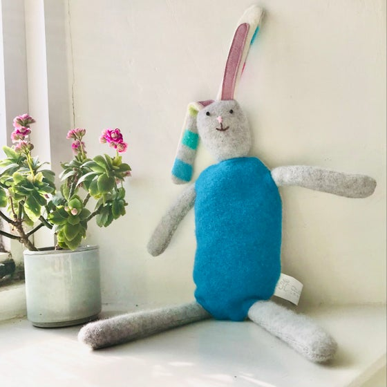 Image of The (Not) Rubbish Rabbit