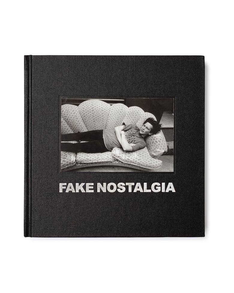 Image of Sam Stephenson 'Fake Nostalgia' - artist edition book