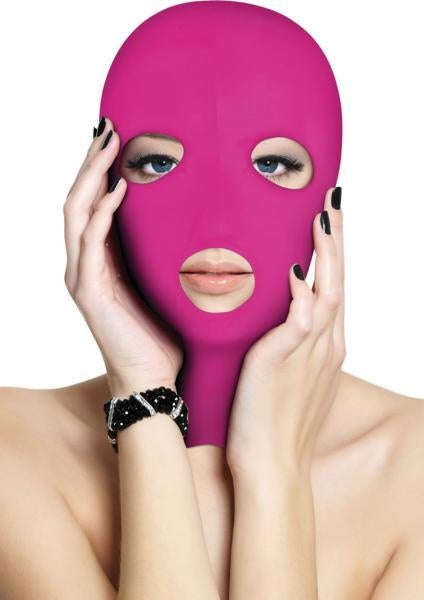 Ouch Subversion 3 Hole Hood Mask