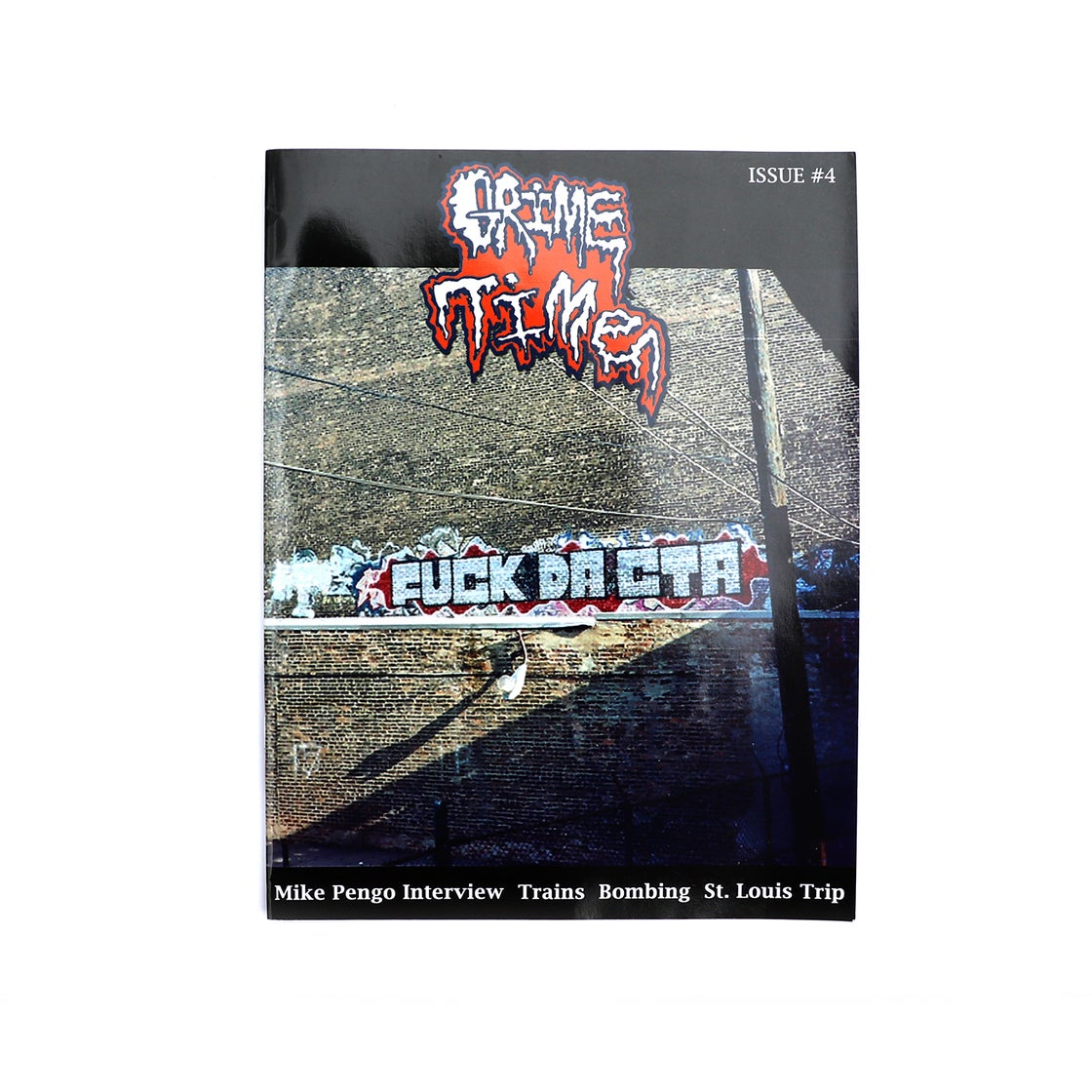 Image of GRIME TIME #4 - GHETTO P