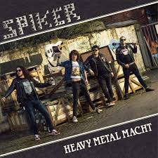 Image of SPIKER-Heavy Metal Macht
