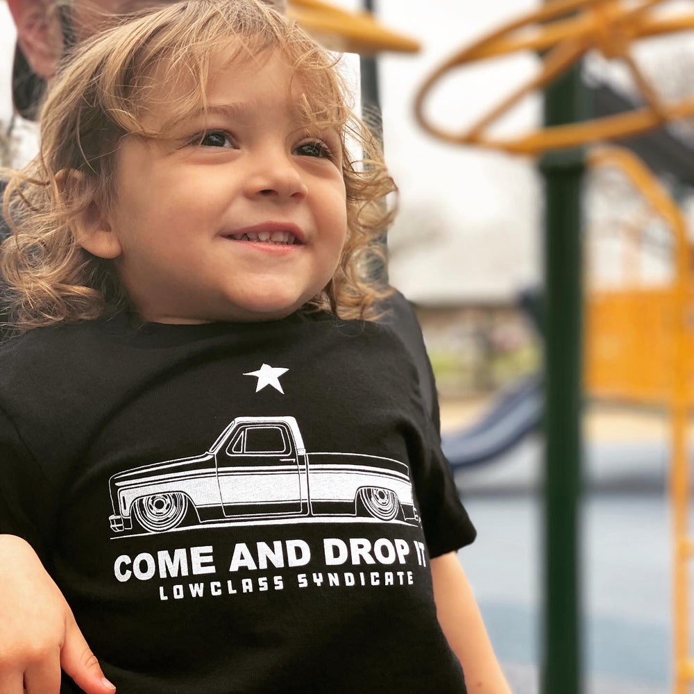 Image of Kids Come & Drop It Tee