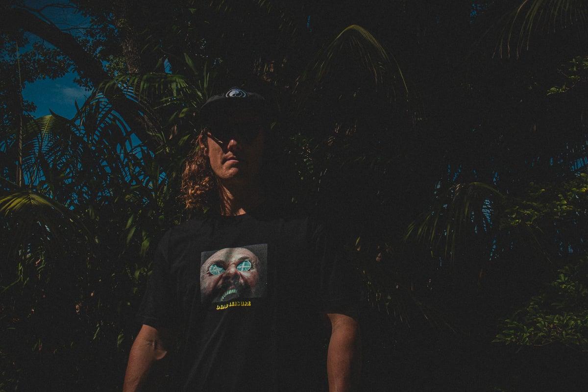 Awake & Afraid T-shirt - Black