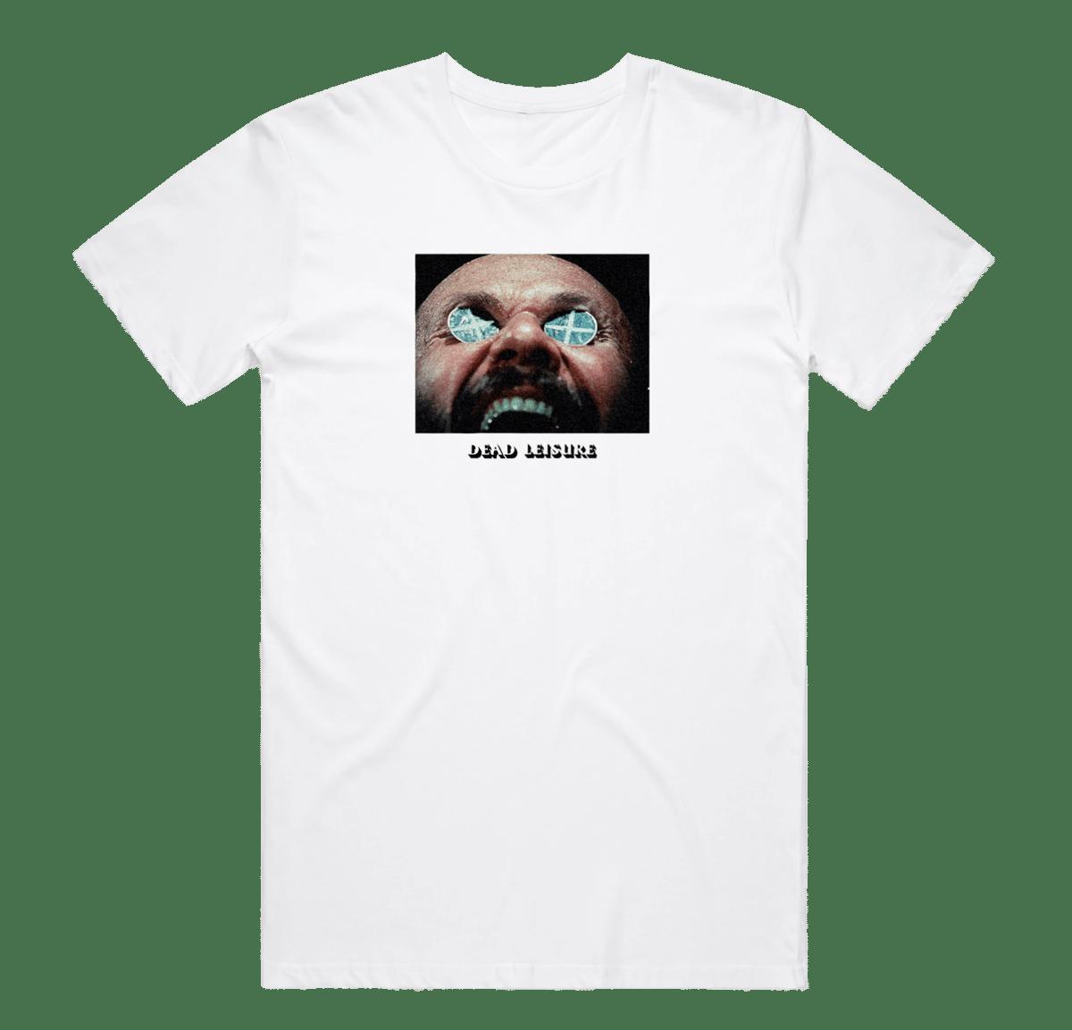 Awake & Afraid T-shirt - White