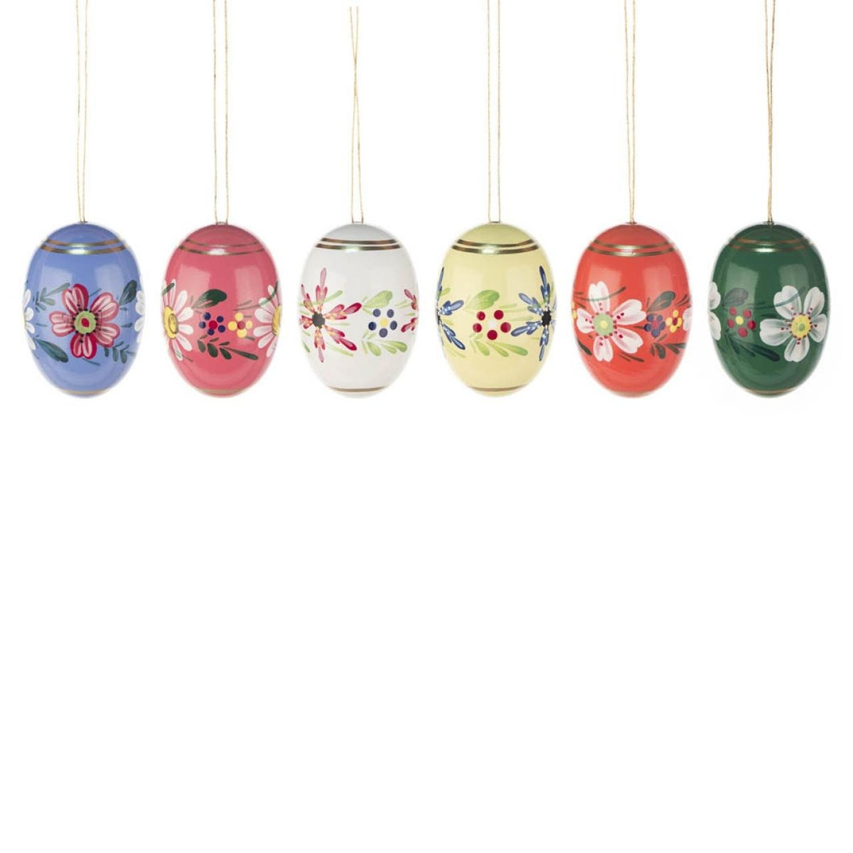 Image of Hanging Easter Eggs