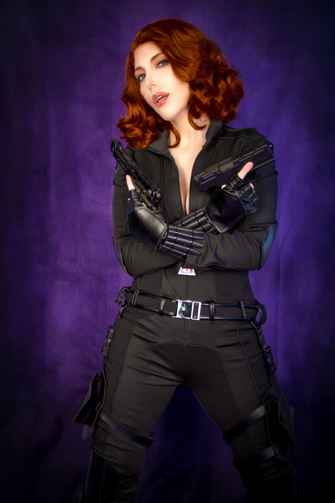 Image of Cosplay A4 Autographed Photo