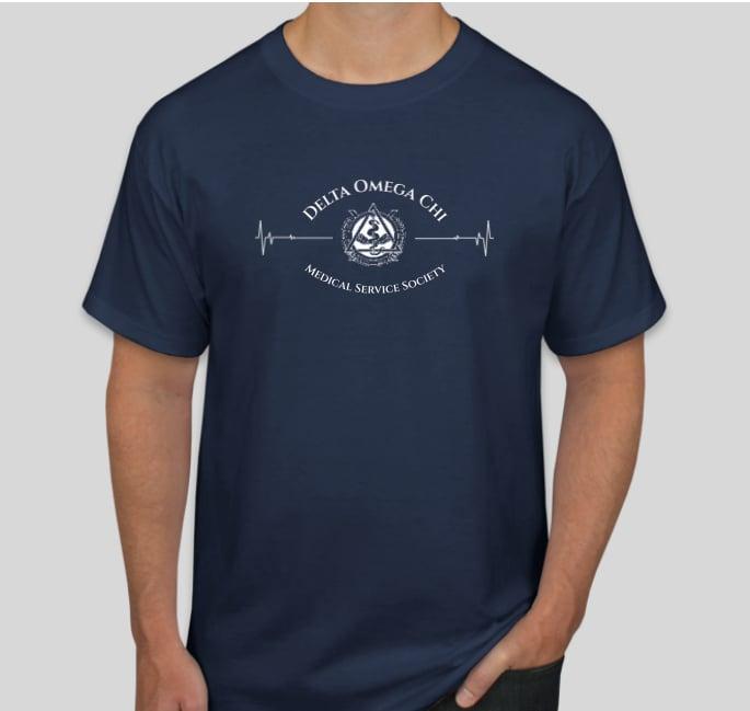 Image of DOC 2021 Membership T-Shirt / T-shirt Shipping Fees