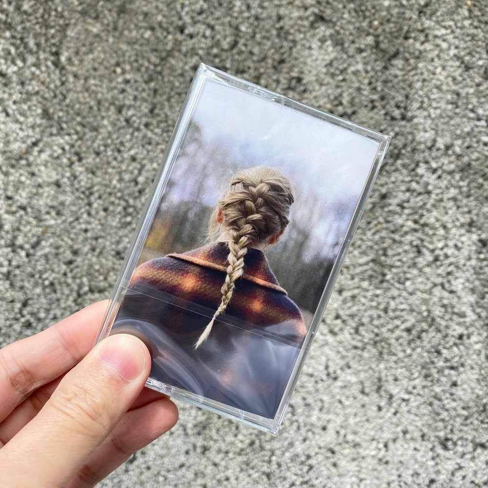 Image of Taylor Swift - evermore