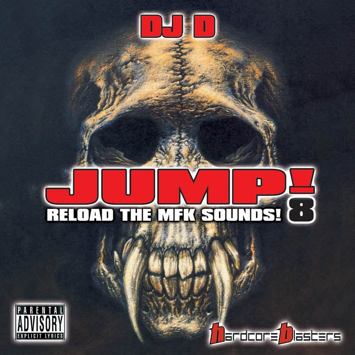 ATL168-2 // JUMP!8 - RELOAD THE MFK SOUNDS! (CD COMPILATION)