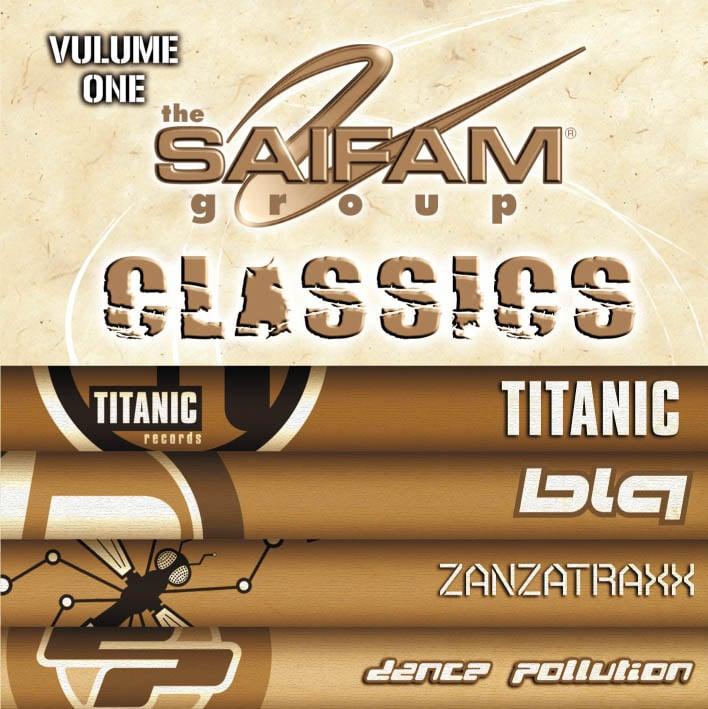 ATL429-2 // SAIFAM CLASSICS VOLUME ONE (CD COMPILATION)