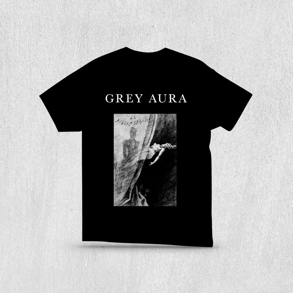 Image of GREY AURA - RIDEAU T-SHIRT