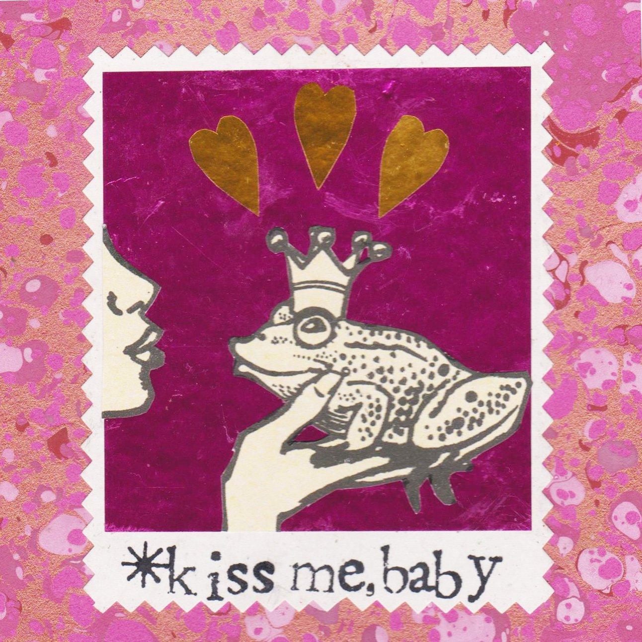 Image of Kiss me, baby  #2613
