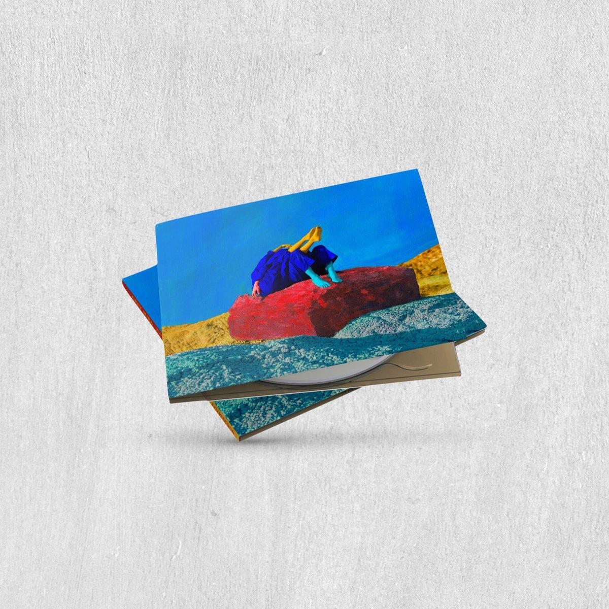 Image of GREY AURA - ZWART VIERKANT CD PRE-ORDER