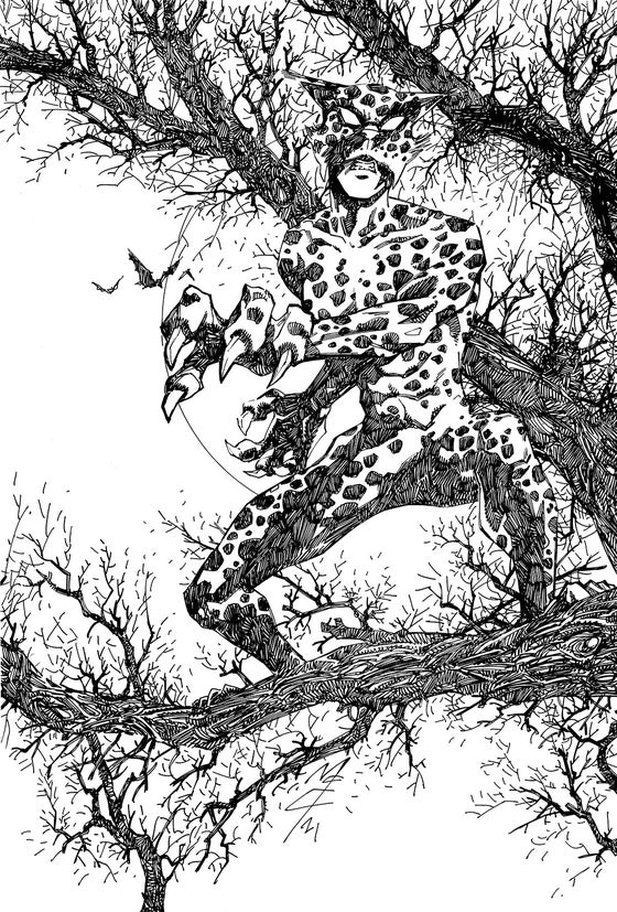 Image of the Leopard from Lime Street