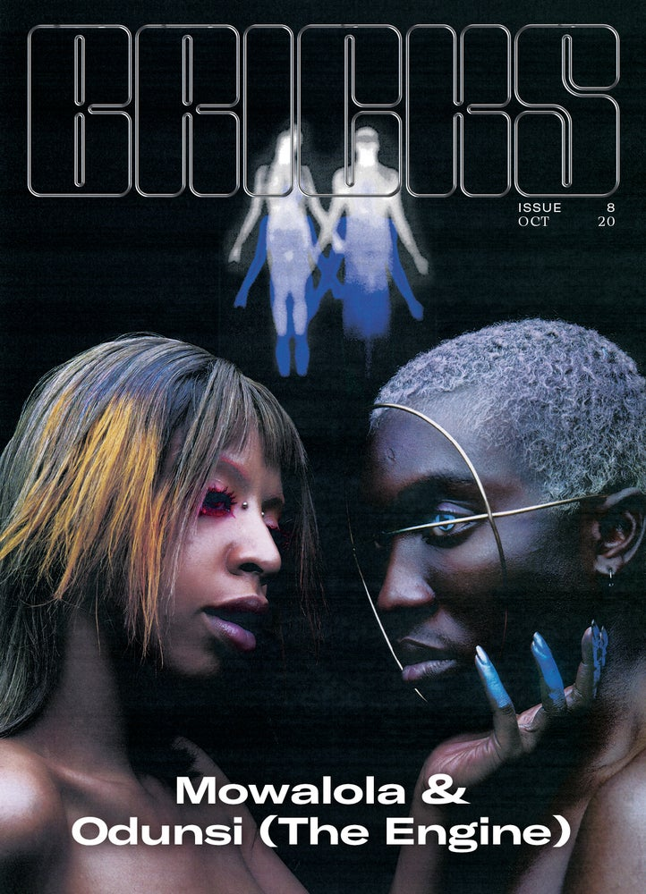 Image of #8 - Let's Evolve Issue - Mowalola & Odunsi (The Engine)