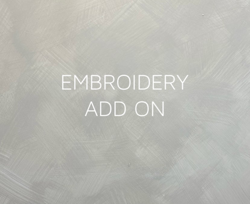 Embroidery Extra