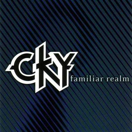 Image of CKY Familiar Realm Promo DJ 2 track cd single.