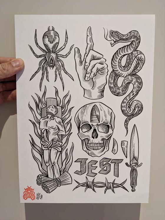 Image of Jest - original