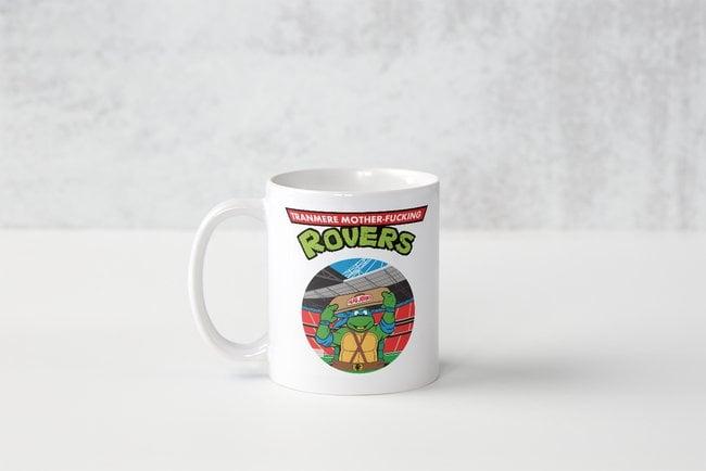 Image of Turtles/Prenton Park South // Mug