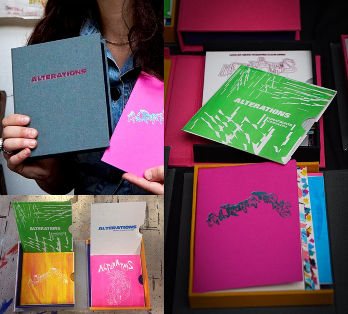 Alterations Limited Edition Boxset