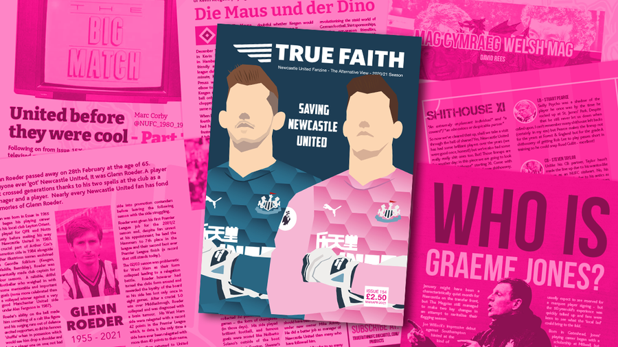 Image of 10 x GLOSSY PAPERBACK ISSUES SUBSCRIPTION OF TRUE FAITH FANZINE