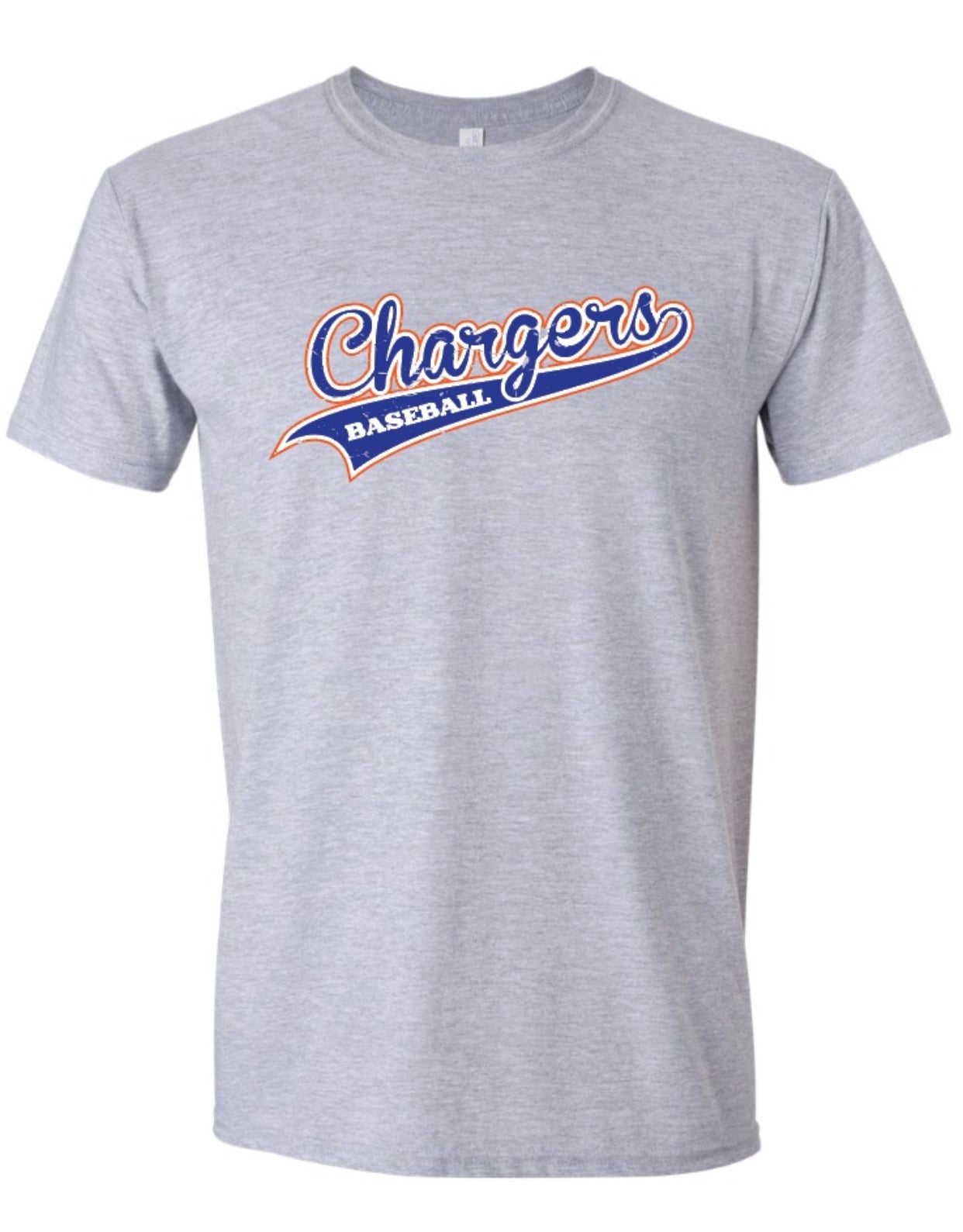 Image of Southaven Chargers Baseball Spring Tshirt