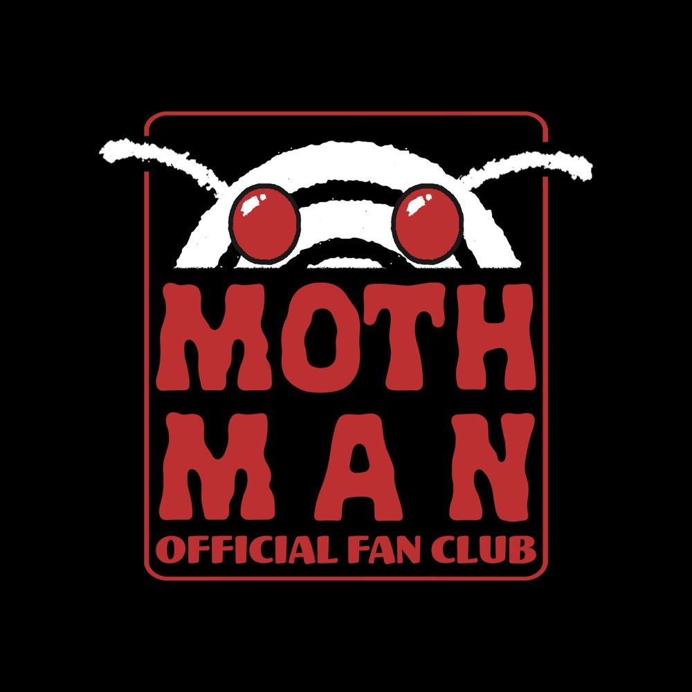 Image of Mothman Fan Club pocket tee