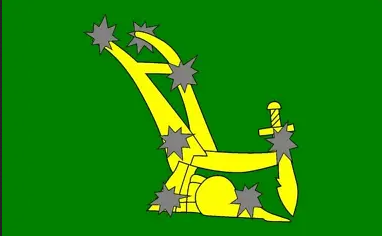 Image of Starry Plough  Flag