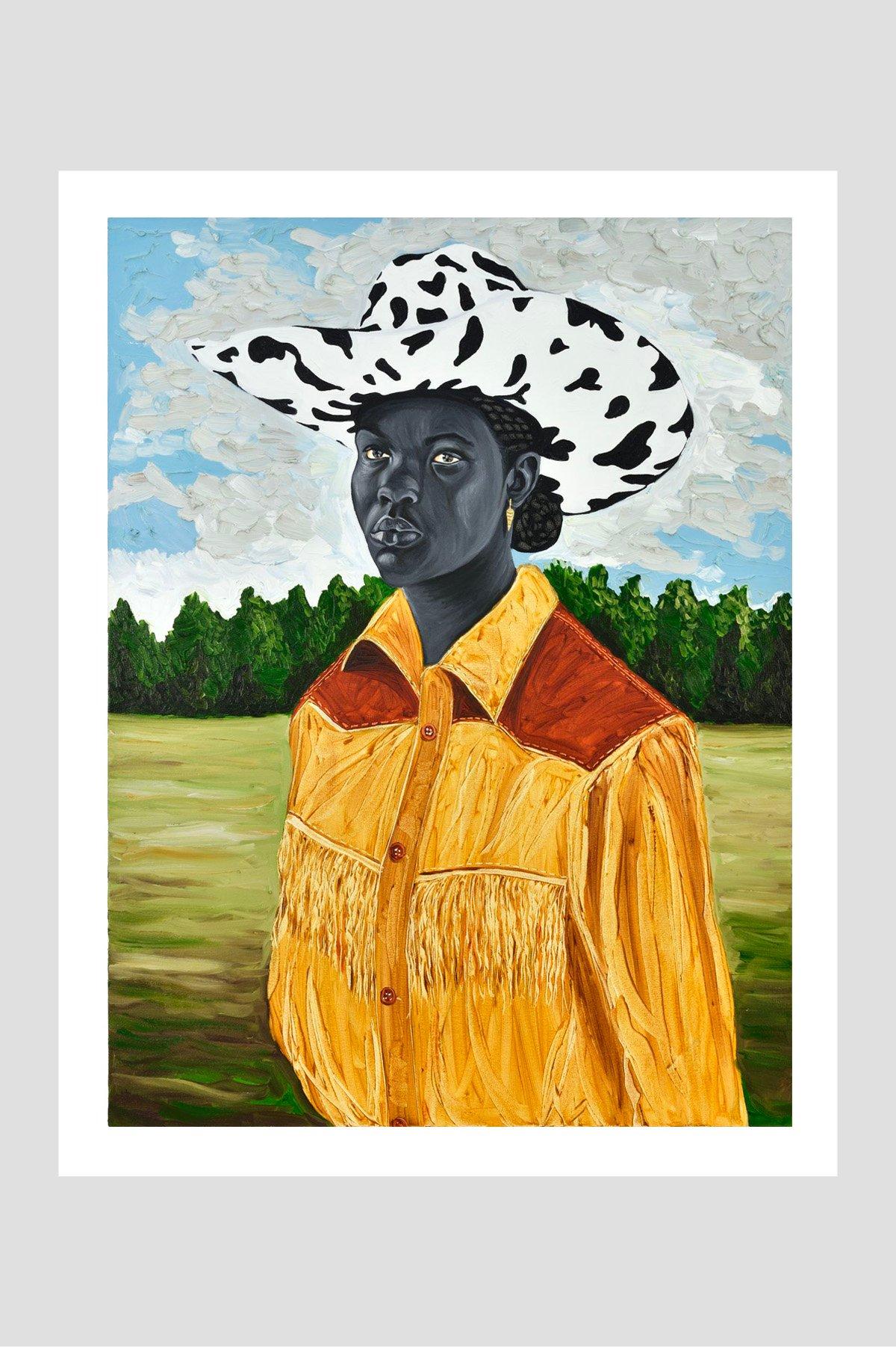 Image of PRE-ORDER / Otis Kwame Quaicoe - Rancher