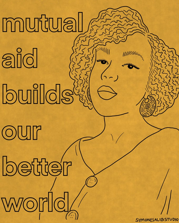 Image of Mutual Aid Print