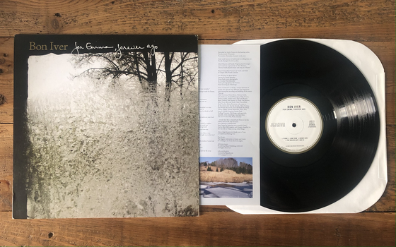 Image of Bon Iver - For Emma, Forever Ago (Used)