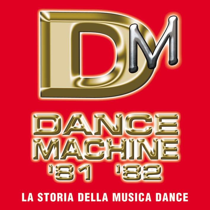 ATL163-2 // DANCE MACHINE  1981/1982 - LA STORIA DELLA MUSICA DANCE (DOPPIO CD COMPILATION)